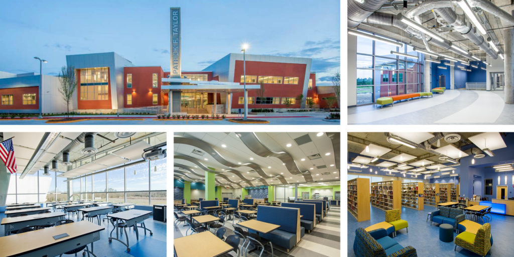 Patrick F. Taylor Science and Technology Academy, Joint Venture of Perez, APC, and VergesRome Architects, APAC