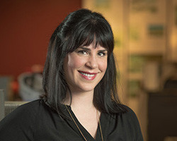 Haley Lewis Brizzolara, IIDA, LEED Green Associate, Interior Designer - VergesRome Architects