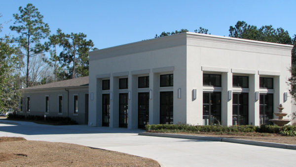 Baldone-Reina Dermatology Office Buidling; VergesRome Architects, New Orleans