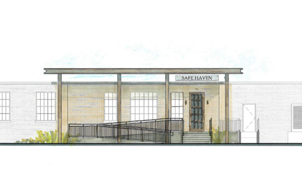 VergesRome Architects; St. Tammany Parish Safe Haven facility; New Orleans Architects