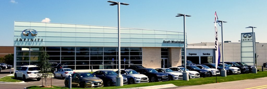 Ray Brandt Infiniti Of South Mississippi Designed By