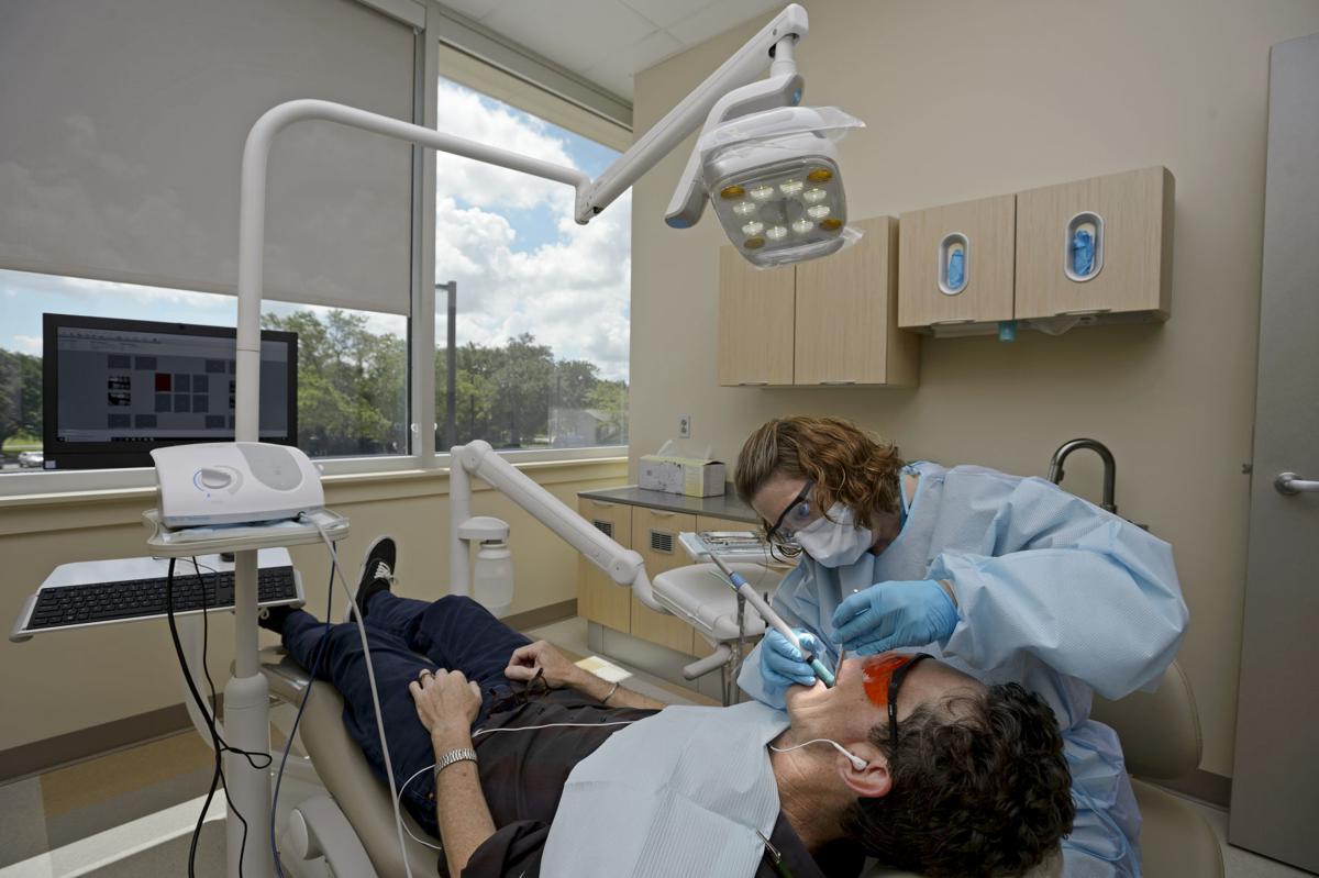 LSU School of Dentistry, inundated in Katrina, opens in